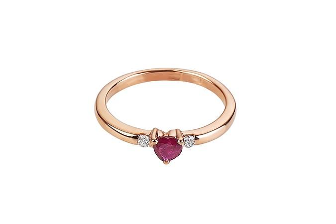 золотое кольцо с рубином фото. золотое кольцо с рубином фото 2