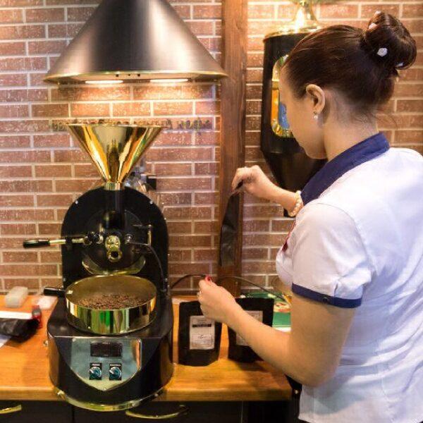 Выставка кофе и чая Coffee Tea Cacao Russian Expo в Сокольниках