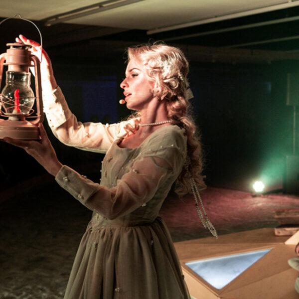Спектакль «Сказки Андерсена. Волшебство в Зарядье»