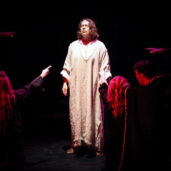 Рок-опера «Иисус Христос суперзвезда» в театре Стаса Намина