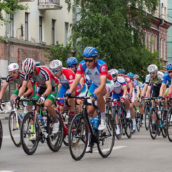 Велогонка «Пять колец Москвы»