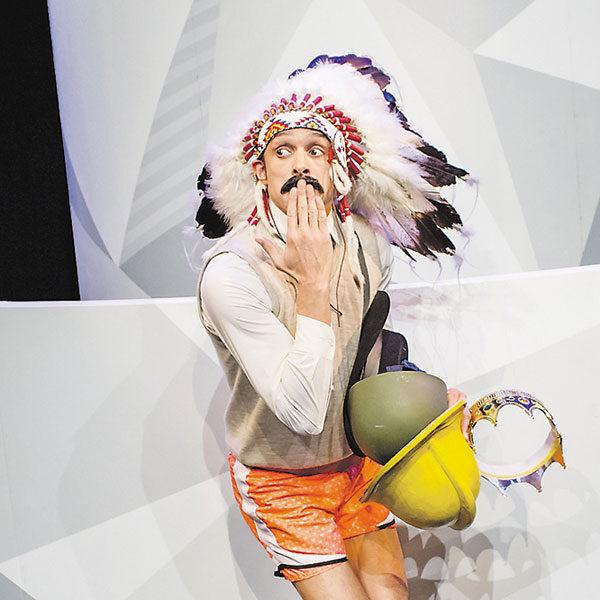 Театральный фестиваль «Гаврош»