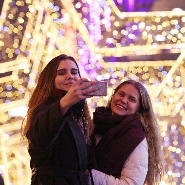 Как украсят Москву к Новому году