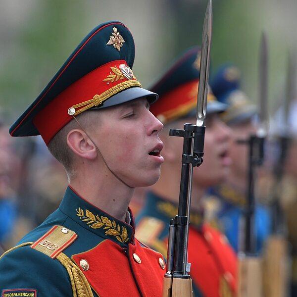 День Победы на Красной площади