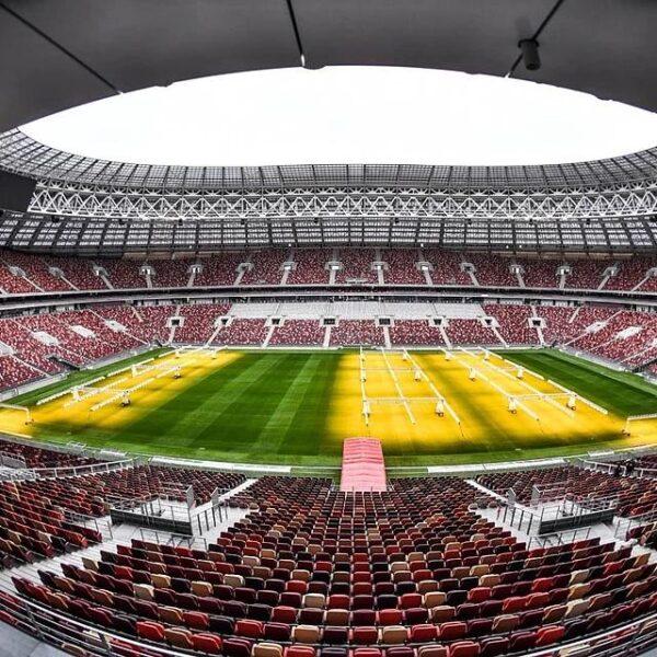Фан-зона Евро 2021 в Москве