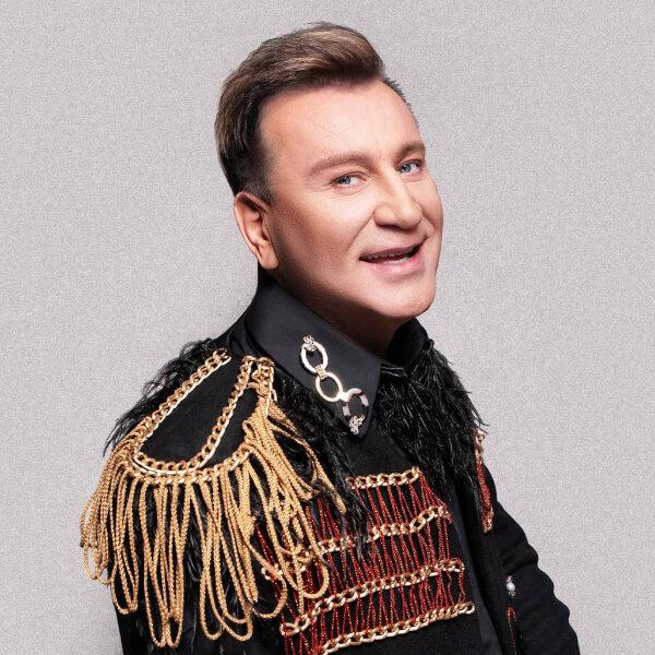 Юбилейный концерт Сергея Пенкина: «Мой Медиамир»