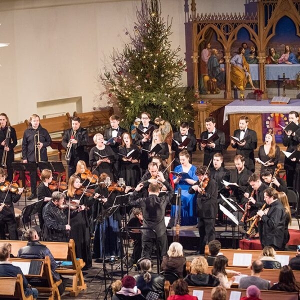 Фестиваль классической музыки «Новый год в соборе»
