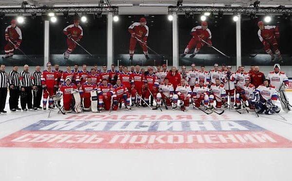 Билеты на хоккейный матч Россия — Финляндия 20 декабря