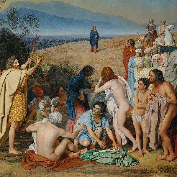 Выставка Александра Иванова