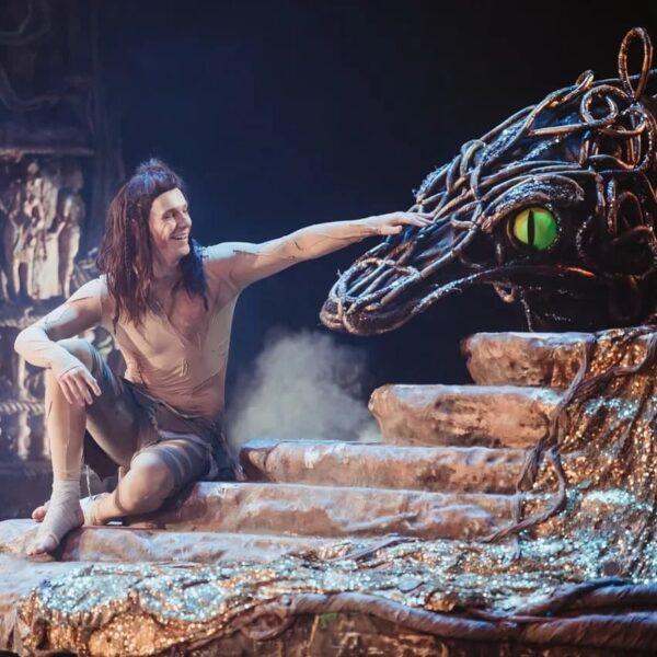 Спектакль «Книга джунглей. Маугли» в Губернском театре
