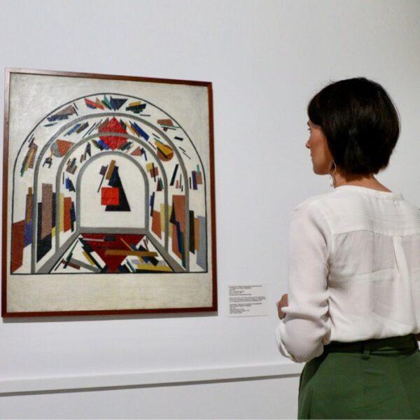 Выставка Ивана Кудряшова