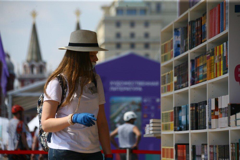 Программа фестиваля «Красная площадь»: Новинки, скидки и встречи с писателями