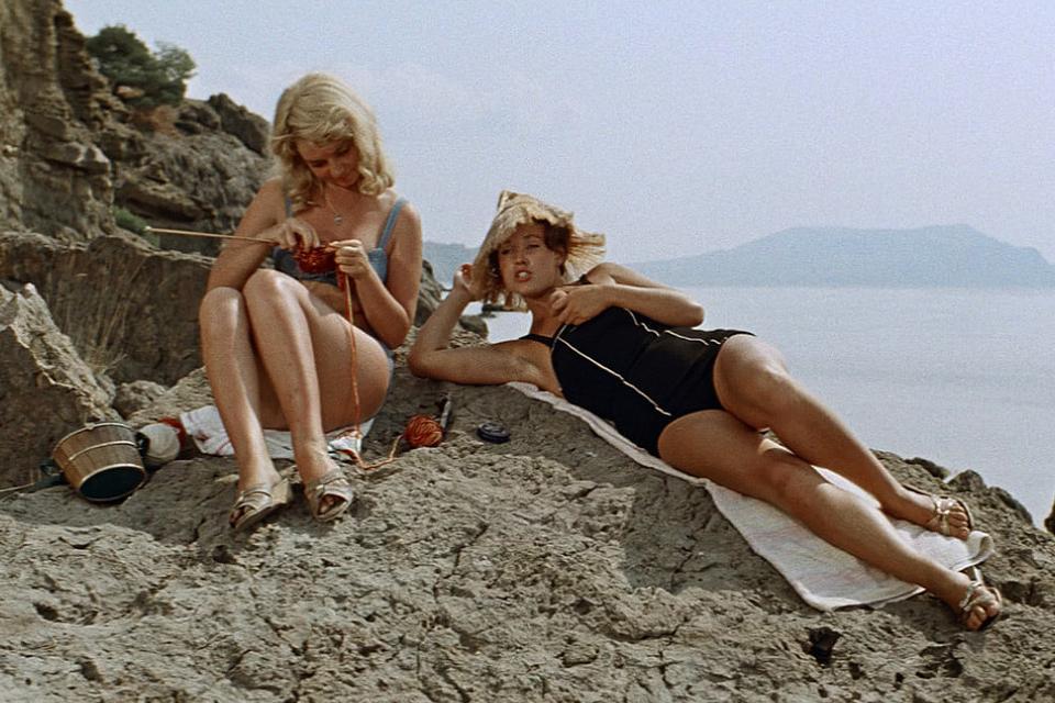 10 советских фильмов про летний отдых: от «Верных друзей» до «Спортлото-82»