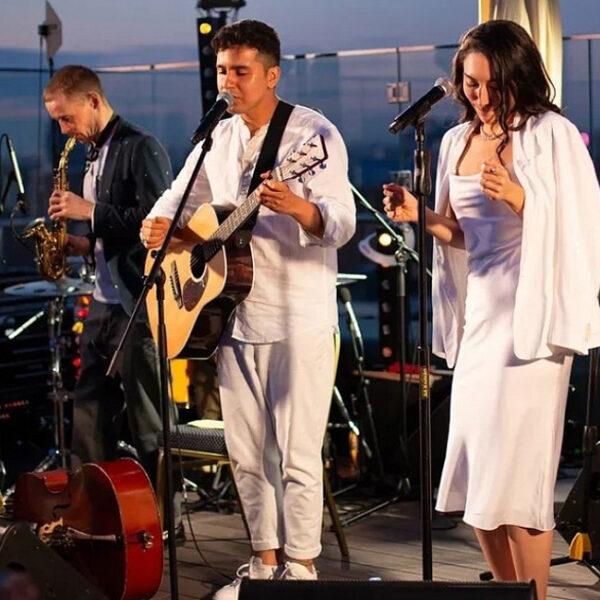 Концерты «Музыка на крыше» на ВДНХ