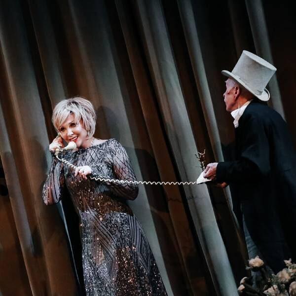 Спектакль «Театр» в театре «Современник»