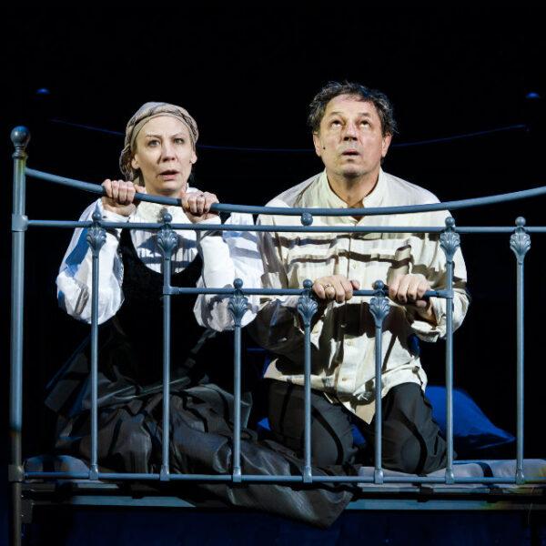 Мюзикл «Скрипач на крыше» в Театре «Балтийский дом»
