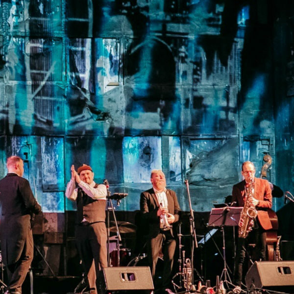 Концерт «Рождественский джаз» в Клубе «Космонавт»