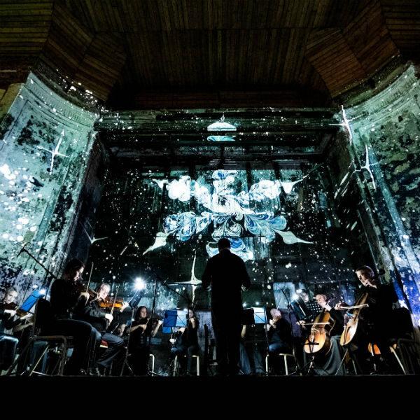 Рождественский концерт «Вивальди. Времена года» в Анненкирхе