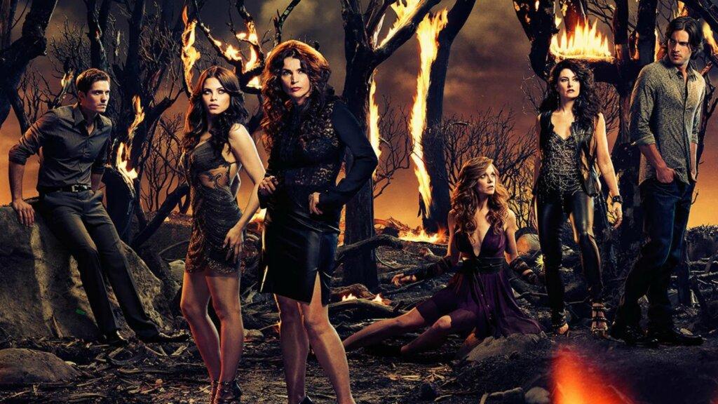 Сериалы про ведьм и магию: 12 лучших сериалов