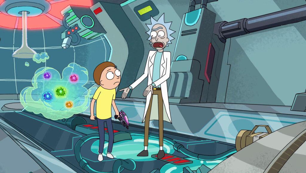 Фантастический мультсериал «Рик и Морти» возвращается с новым сезоном