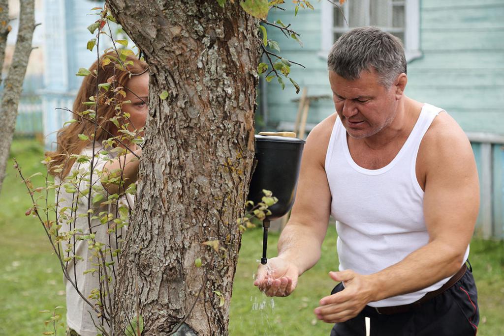 25 ноября на НТВ выходит детективный сериал «Остров обреченных»