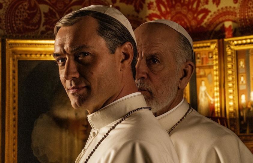 HBO выпустил трейлер «Нового папы»