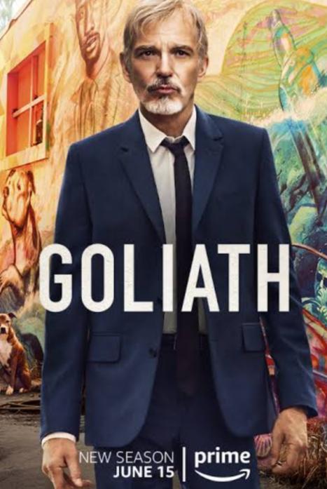 Голиаф 4 сезон