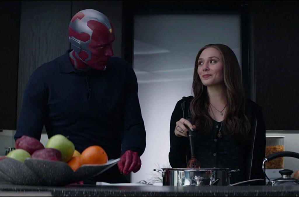 «Ванда/Вижн» обогнал другие проекты Marvel на Rotten Tomatoes