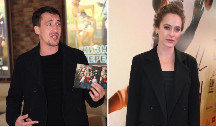 Появилось фото со свадьбы актеров Артура Смольянинова и Аглаи Тарасовой