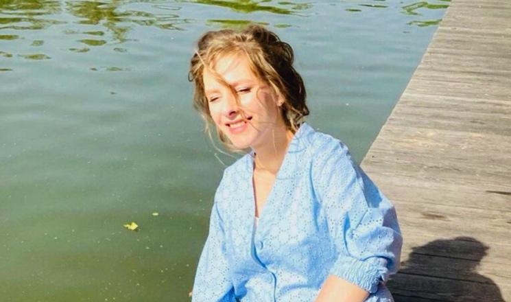 Беременная Лиза Арзамасова перенесла тяжелую болезнь