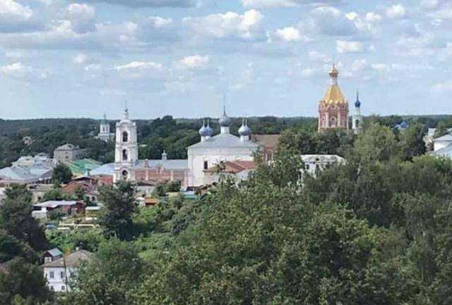 Касимов: мусульманское царство посреди Рязанского края