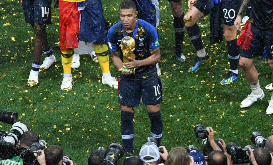 Мбаппе верит, что к победе на ЧМ-2018 в «Реале» удастся добавить немало клубных и личных трофеев. Фото: Global Look Press