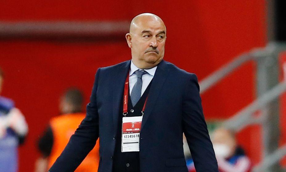 Станислав Черчесов не выполнил главную задачу - не вывел команду из группы, поэтому и был уволен. Фото: Reuters