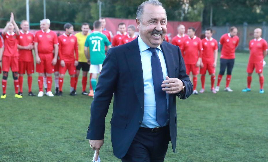 Валерий Газзаев не любит стоячий футбол. Фото: ТАСС