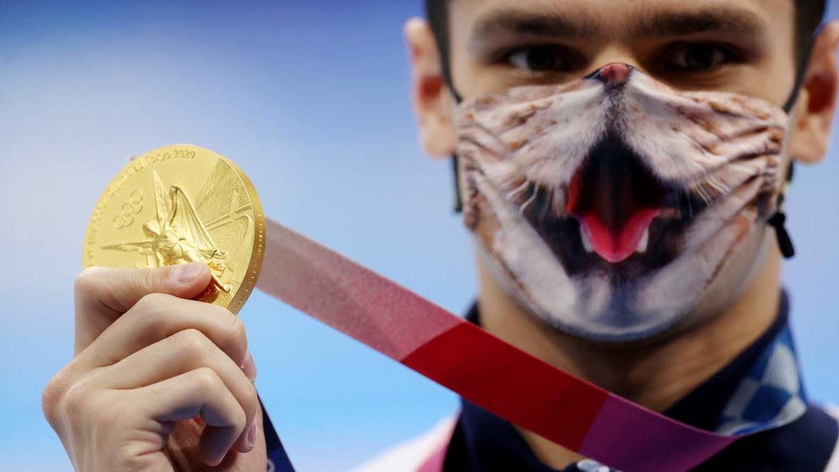 Двукратный олимпийский чемпион Игр-2020 Евгений Рылов вошел в число спортсменов года в России. Фото: Reuters