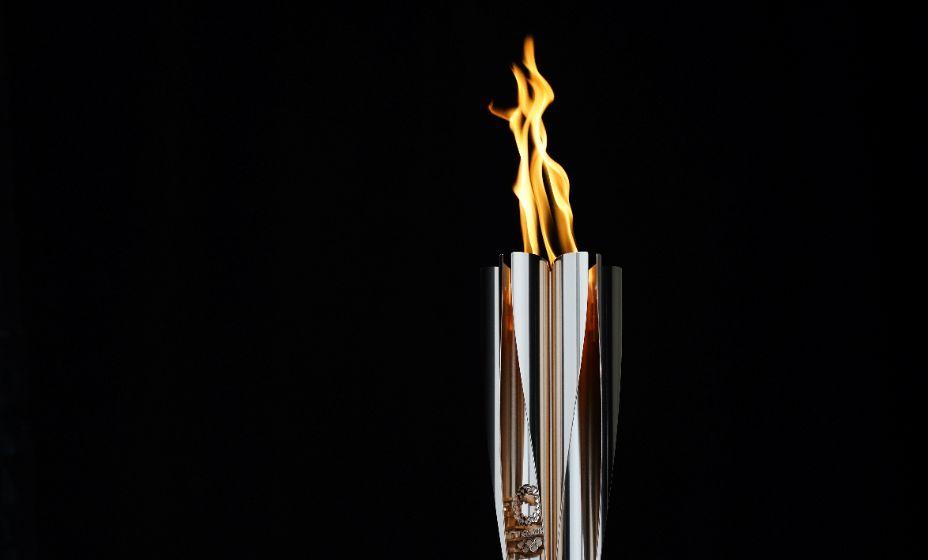 Олимпийский огонь Токио-2020. Фото: Reuters