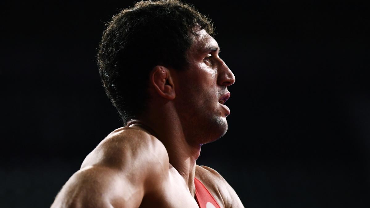 Заурбек Сидаков принес очередную медаль для сборной России в Токио-2020. Фото: REUTERS