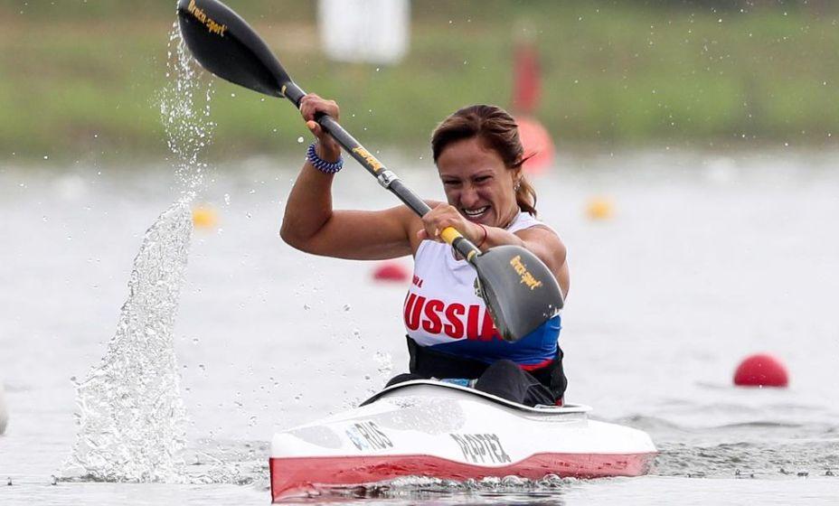 Гребчиха Александра Дупик нацелена на медаль Токио-2020. Фото: Инстаграм Александры Дупик