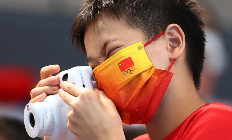 Семья олимпийской чемпионки из Китая Цюань Хуньчунь отказалась от призовых. Фото: Reuters