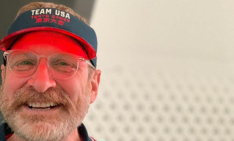 Тренер сборной США по фехтованию Энтони Лич погиб, катаясь на мотоцикле. ФОто6 Инстаграм Ли Кифер