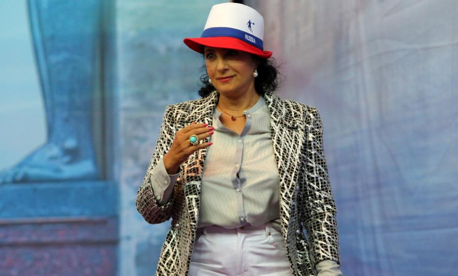 Ирина Винер-Усманова вспомнила лихие 90-ые. Фото: Global Press Look