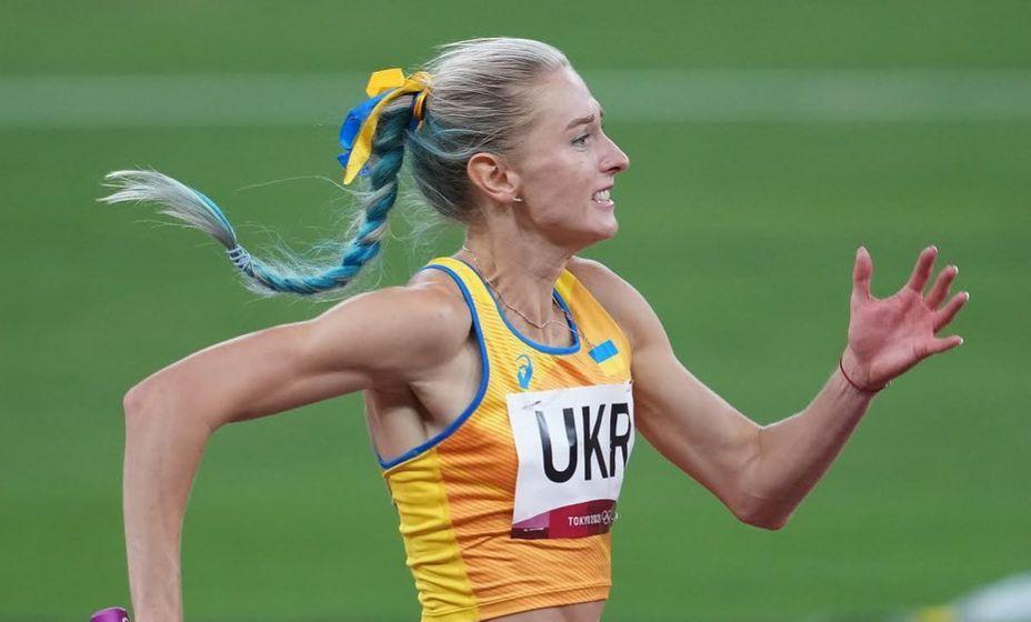 Украинка Анна Рыжикова раскритиковала свою страну после финала соревнований по легкой атлетике. Фото: Instagram Анны Рыжиковой