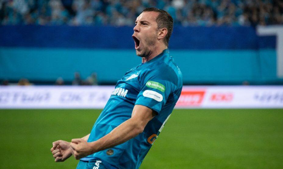 Артем Дзюба, Футбол