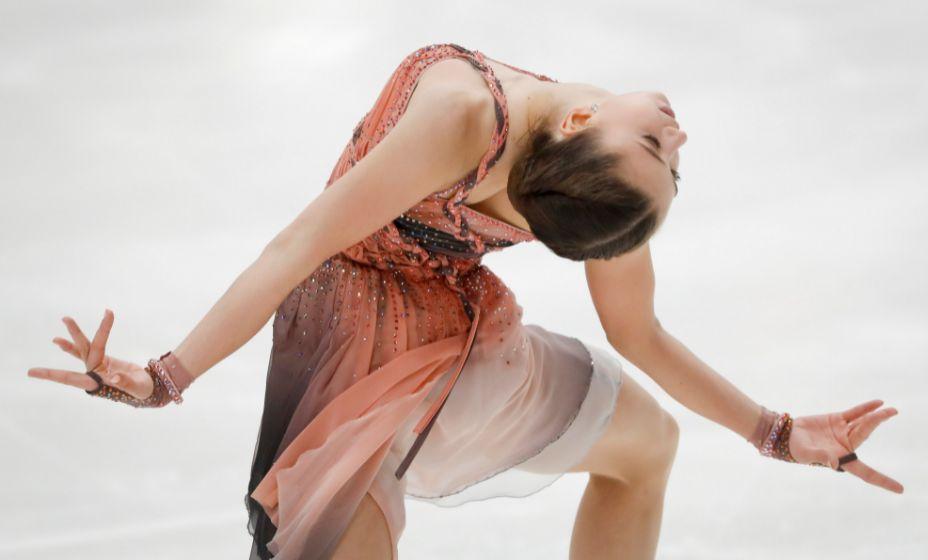 Камила Валиева ворвалась в взрослое фигурное катание с мировым рекордом. Фото: Global Look Press