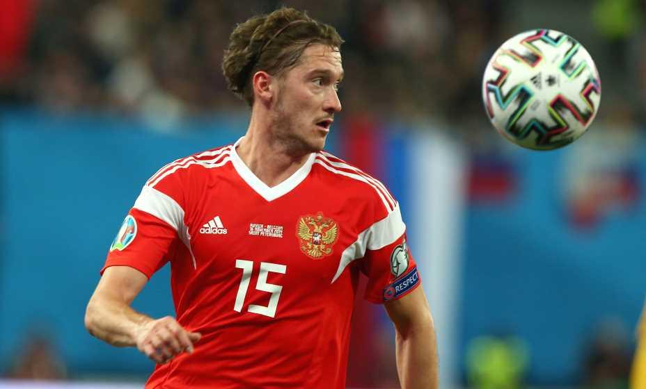 У Алексея Миранчука закончилась дисквалификация и он может сыграть против Словении в Мариборе. Фото: Global Look Press