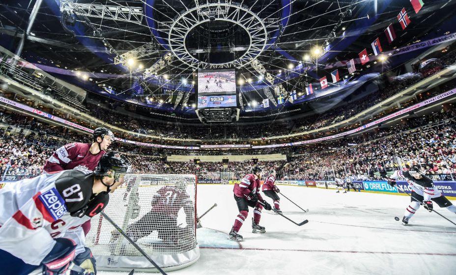 В составе канадцев Пекин собирается одна из звезд НХЛ Сидни Кросби. Фото: Global Look Press